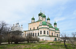 Goritsky Monastery of Dormition Royalty Free Stock Image