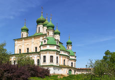 Goritsky Monastery,Pereslavl-Zalessky Stock Images