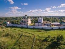 Goritsky monastery Royalty Free Stock Photography