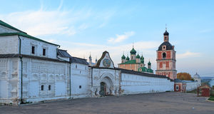 The Goritsky Monastery in Pereslavl-Zalessky, Russia Royalty Free Stock Photo
