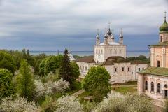 Goritsky monastery, Russia Royalty Free Stock Image