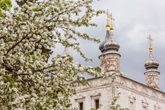 Goritsky monastery, Russia Royalty Free Stock Photos