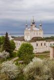 Goritsky monastery, Russia Royalty Free Stock Photography
