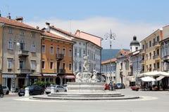 Gorizia, Italien lizenzfreies stockfoto