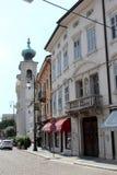 Gorizia, Italien stockfotos
