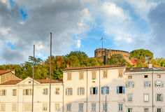 Gorizia kasztel, Friuli Venezia Giulia, Włochy Fotografia Stock