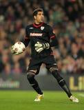 Gorka Iraizoz von athletischem Bilbao Lizenzfreies Stockbild
