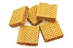 Gorka waffles Stock Images