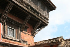 Gorkha Durbar Stock Photos