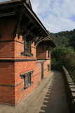 Gorkha Durbar Fotografie Stock