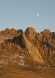 Gorkhi-Terelj National Park Rock Formations Stock Image