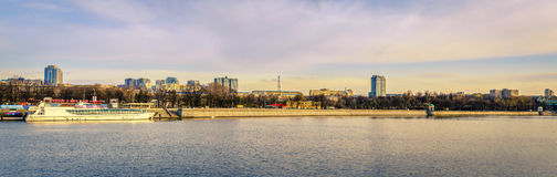 Gorkiy Park Stock Photography