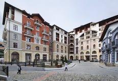 Gorky Gorod apartments in Esto Sadok Stock Image