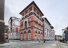 Gorky Gorod apartments in Esto Sadok Stock Images