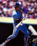 Gorman Thomas Milwaukee Brewers Stock Photo