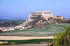 Gormaz, Soria. Province, Castile and Leon, Spain Royalty Free Stock Photo