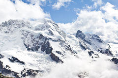 Gornergrat Bahn, Zermatt, Switzerland Royalty Free Stock Photo