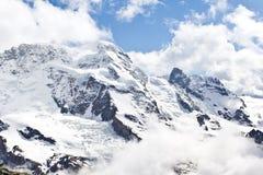 Gornergrat Bahn, Zermatt, Zwitserland Royalty-vrije Stock Foto