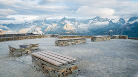 Gornergrat. Switzerland Royalty Free Stock Images