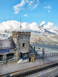 Gornergrat Zermatt, Suisse, Alpes suisses Photos stock