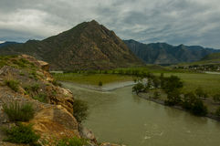 Gorny Altai Obraz Stock