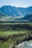 Gorny Altai Στοκ εικόνα με δικαίωμα ελεύθερης χρήσης