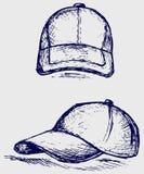 Gorra de béisbol Foto de archivo libre de regalías