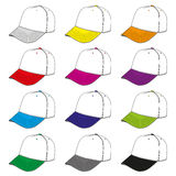 Gorras de béisbol Imagen de archivo