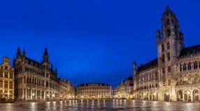 Gorte Market Brussels Belgium Stock Image