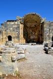 Gortyn στην Κρήτη, Ελλάδα Στοκ Φωτογραφία