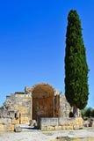 Gortyn στην Κρήτη, Ελλάδα. Στοκ εικόνα με δικαίωμα ελεύθερης χρήσης