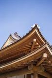 Goryokaku tower Hakodate. Royalty Free Stock Images