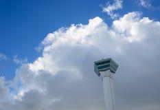 Goryokaku Tower in Hakodate Royalty Free Stock Images