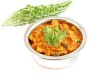 Gorzki gurda curry Obraz Royalty Free
