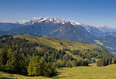 Gosau, Austria Royalty Free Stock Photos