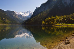 Gosausee, Austria Stock Photography