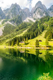 Gosausee Stock Photography
