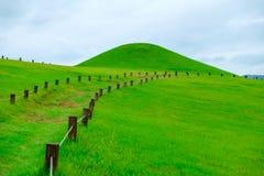 Goseong oude graven, Zuid-Korea royalty-vrije stock foto's