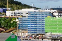 Gosford hospital edificio progreso 6 de diciembre de 2018 h74ed imagenes de archivo