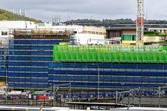 Gosford hospital edificio progreso H64ed noviembre de 2018 fotos de archivo libres de regalías