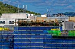 Gosford hospital edificio progreso H59ed octubre de 2018 foto de archivo libre de regalías