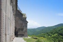 Goshavank, ούτε Getik - αρμενικός μεσαιωνικός μοναστικός σύνθετος στο χωριό Ghosh στην Αρμενία στοκ φωτογραφίες