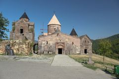 Goshavank Armenia royalty free stock photos