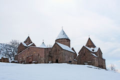 Goshavank Monastery Royalty Free Stock Photo