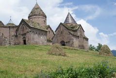 Goshavank Monastery, Armenia royalty free stock photos