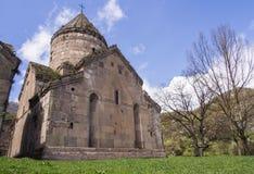 Goshavank Monastery Royalty Free Stock Photos