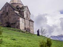 Goshavank Monastery Stock Images