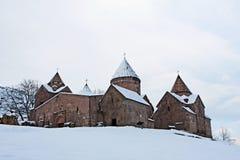 goshavankkloster Royaltyfri Foto