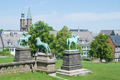 Goslar Photo stock