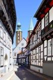 Goslar royalty-vrije stock afbeelding